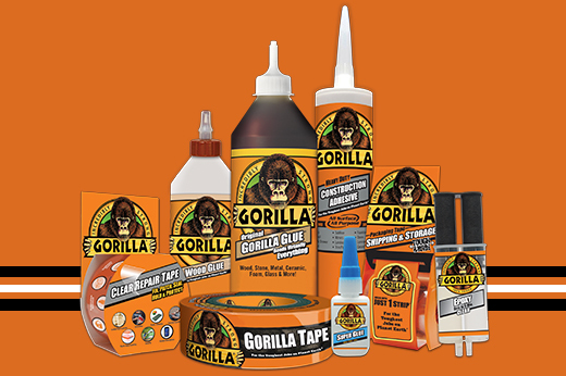 Gorilla Glue Projects