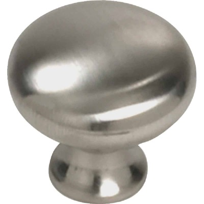 Laurey Satin Chrome 1-1/4 In. Cabinet Knob