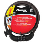 Master Lock 6 Ft. Cable Bicycle Lock Image 2