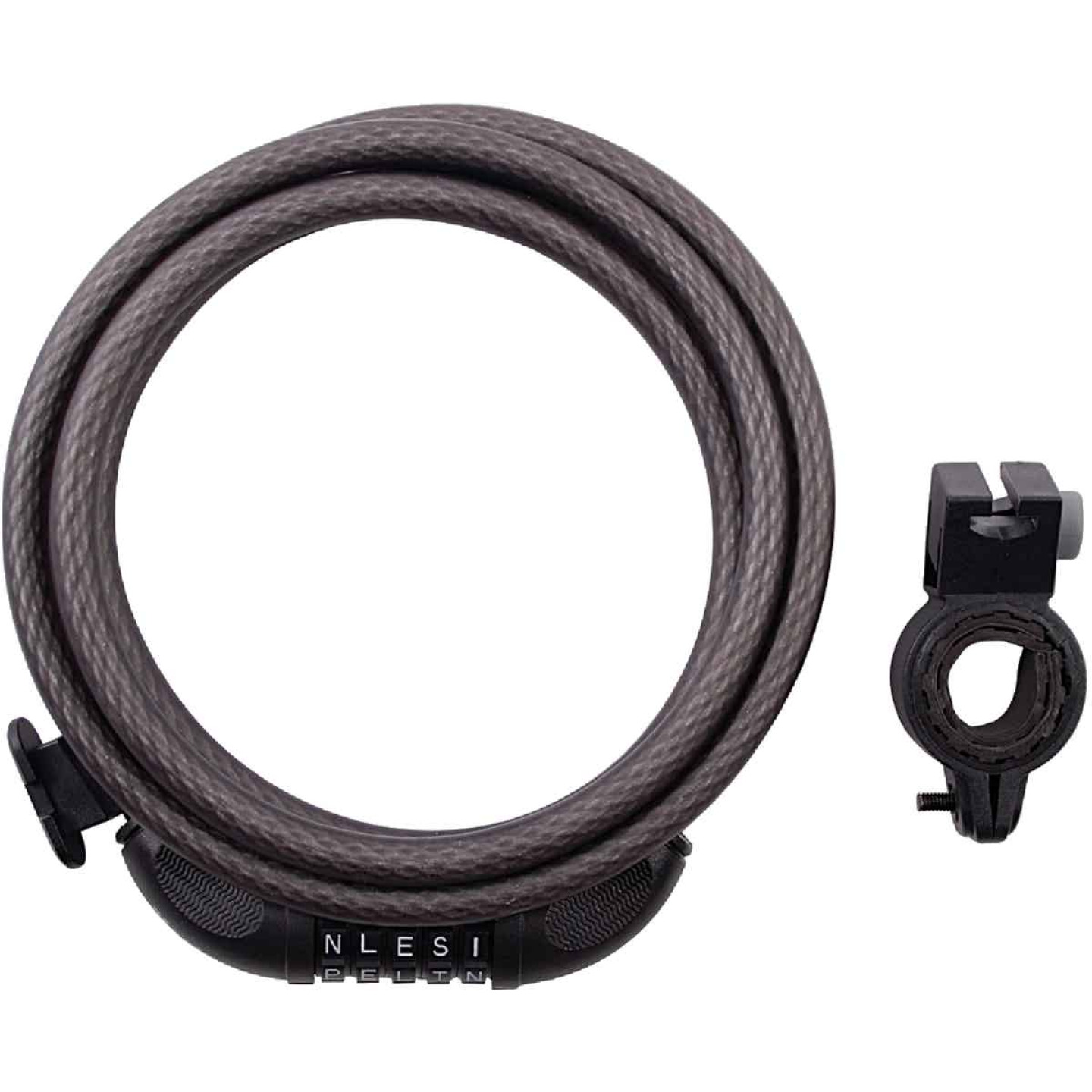 Master Lock 6 Ft. Cable Bicycle Lock Image 1
