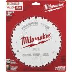 Milwaukee 8-1/4 In. 24-Tooth Framing Circular Saw Blade Image 2