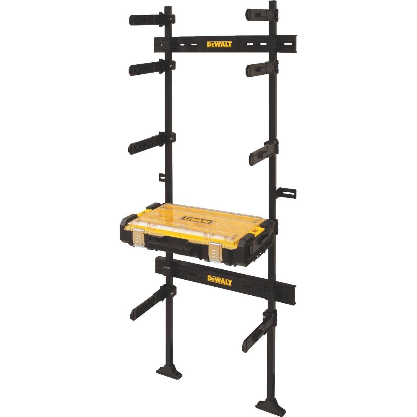 DeWalt ToughSystem 25.5 In. L Workshop Racking/Tool Cart with Organizer Image 1