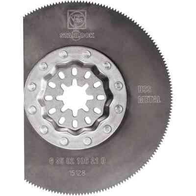 Fein Starlock 3-1/8 In. Stainless Steel HSS Oscillating Blade