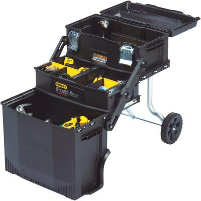 Stanley FatMax 22 In. W x 18 In. H x 17 In. L Mobile Workstation Tool Cart