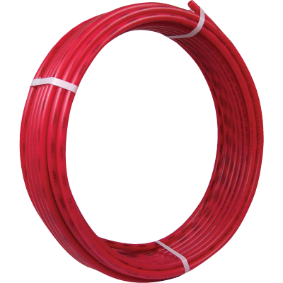 SharkBite 3/4 In. x 100 Ft. Red PEX Pipe Type B Coil