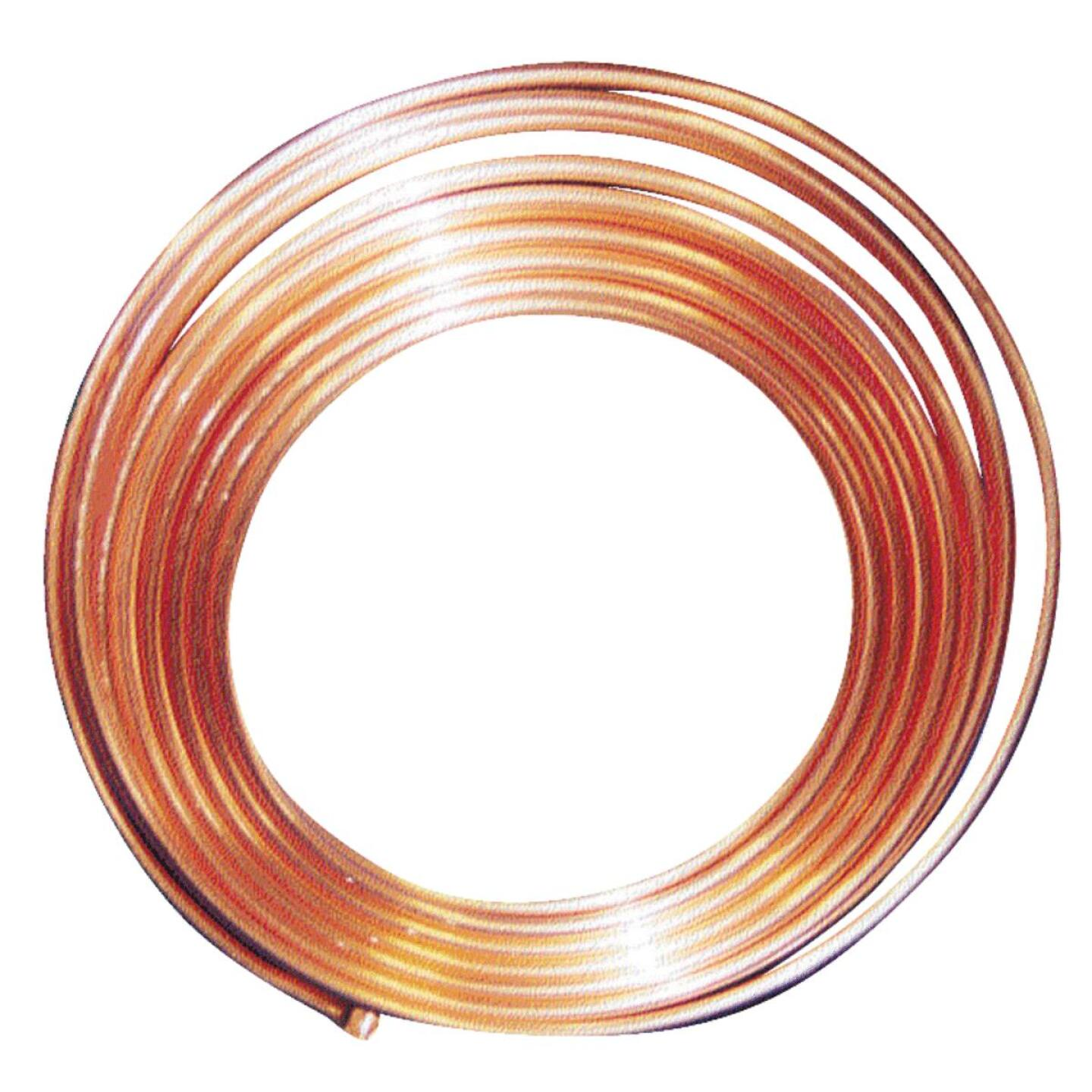 Mueller Streamline 1/4 In. ID x 20 Ft. Soft Coil Copper Tubing Image 1