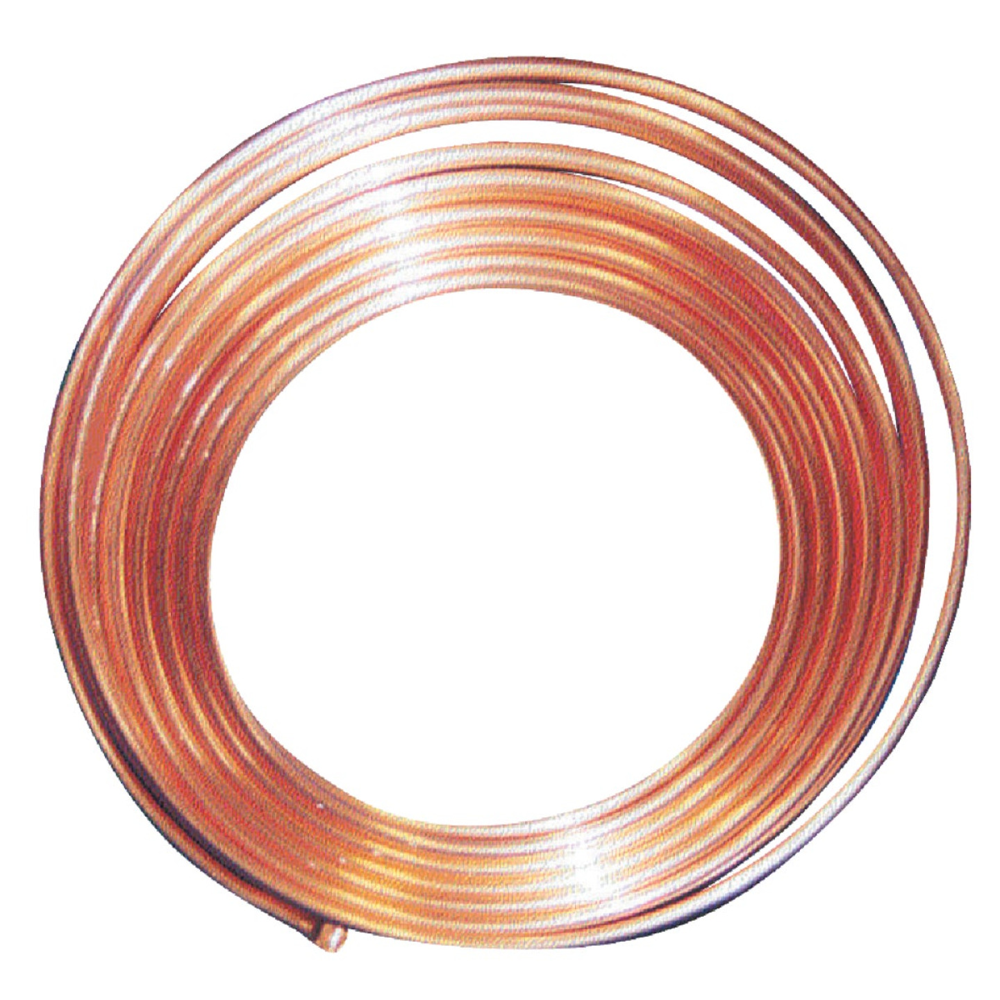 Mueller Streamline 3/8 In. ID x 10 Ft. Soft Coil Copper Tubing Image 1