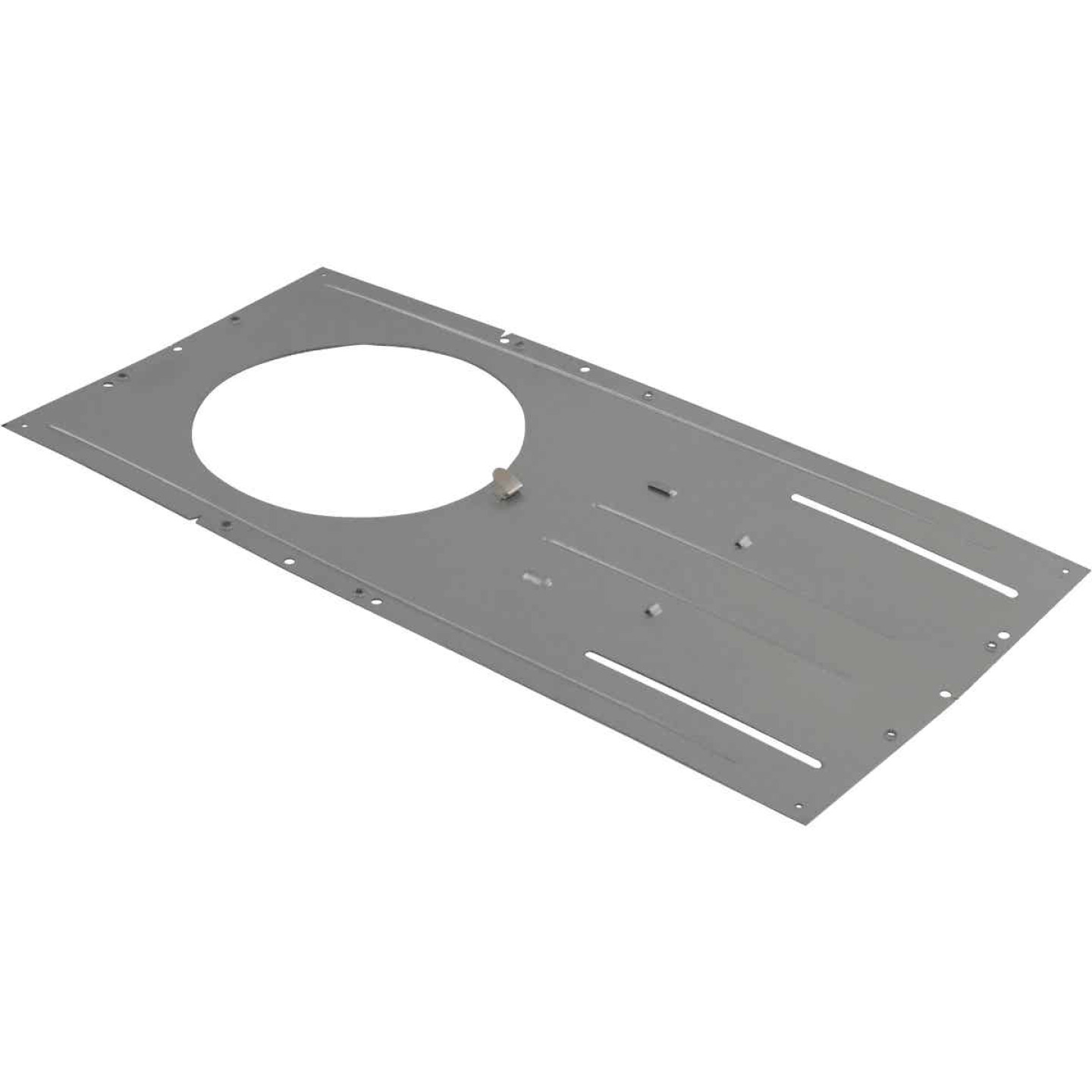 Liteline Trenz ThinLED 6 In. Round Recessed Fixture Mounting Plate Image 1