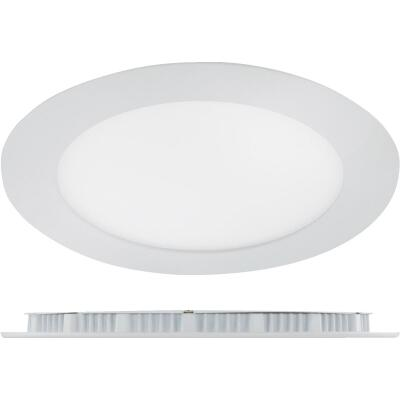 Liteline Trenz ThinLED 6 In. New Construction/Remodel IC Rated White 820 Lm. 3000K Recessed Light Kit