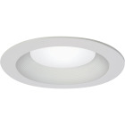 Liteline Trenz ThinLED 6 In. New Construction/Remodel IC White 800 Lm. Sunset Dimming Indirect Recessed Light Kit Image 2