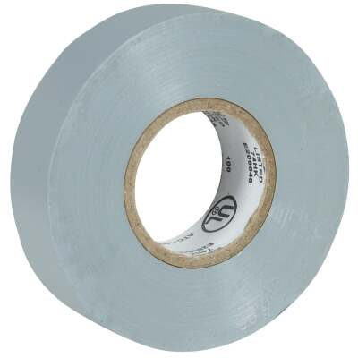 Do it General Purpose 3/4 In. x 60 Ft. Gray Electrical Tape
