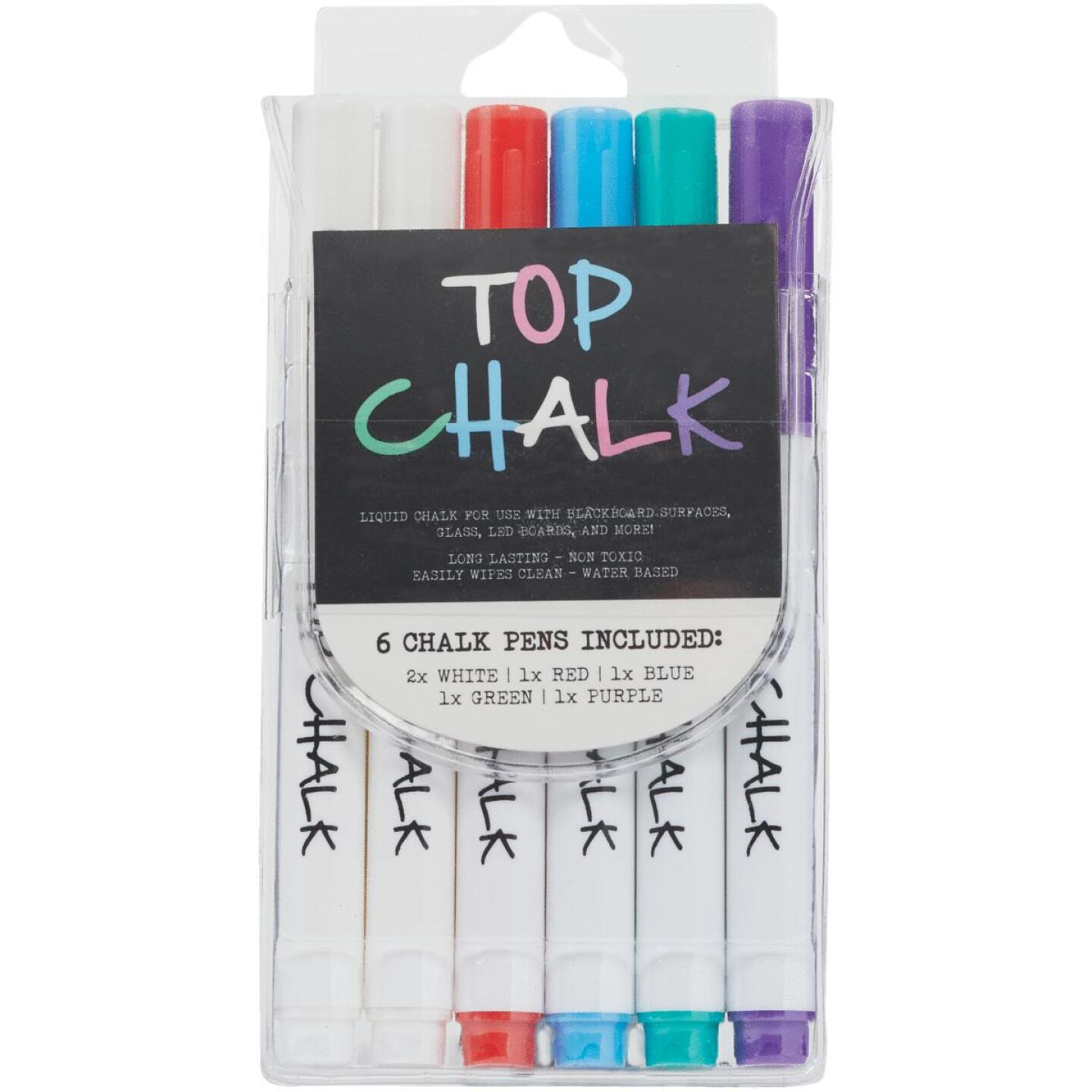 Masontops Liquid Chalk for Canning Lids (6-Count) Image 2