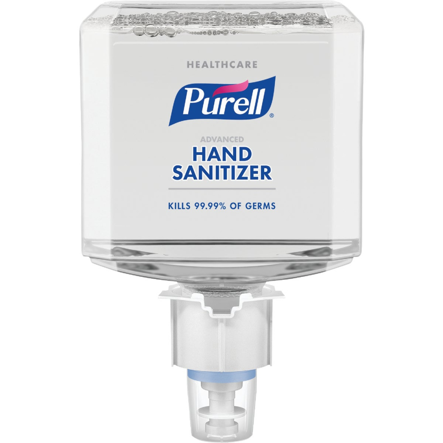 Purell ES6 Healthcare Advanced Hand Sanitizer 1200mL Foam Refill Image 1