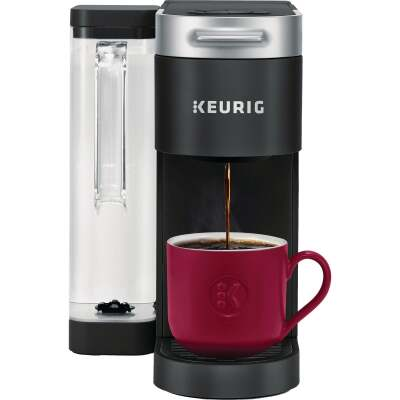 Keurig K-Supreme Black Brewer & Coffee Maker