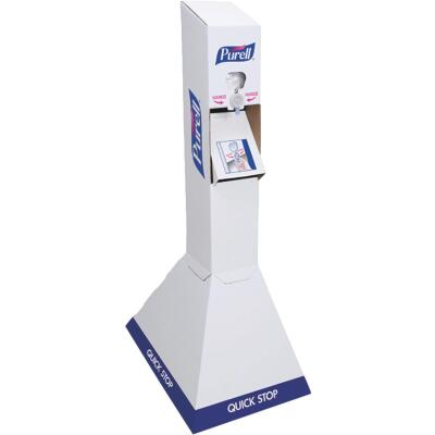 Purell NXT Quick Stand Hand Sanitizer Dispenser