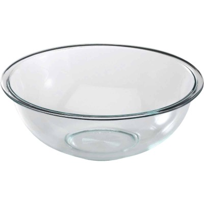 Pyrex Prepware 4 Qt. Glass Mixing Bowl