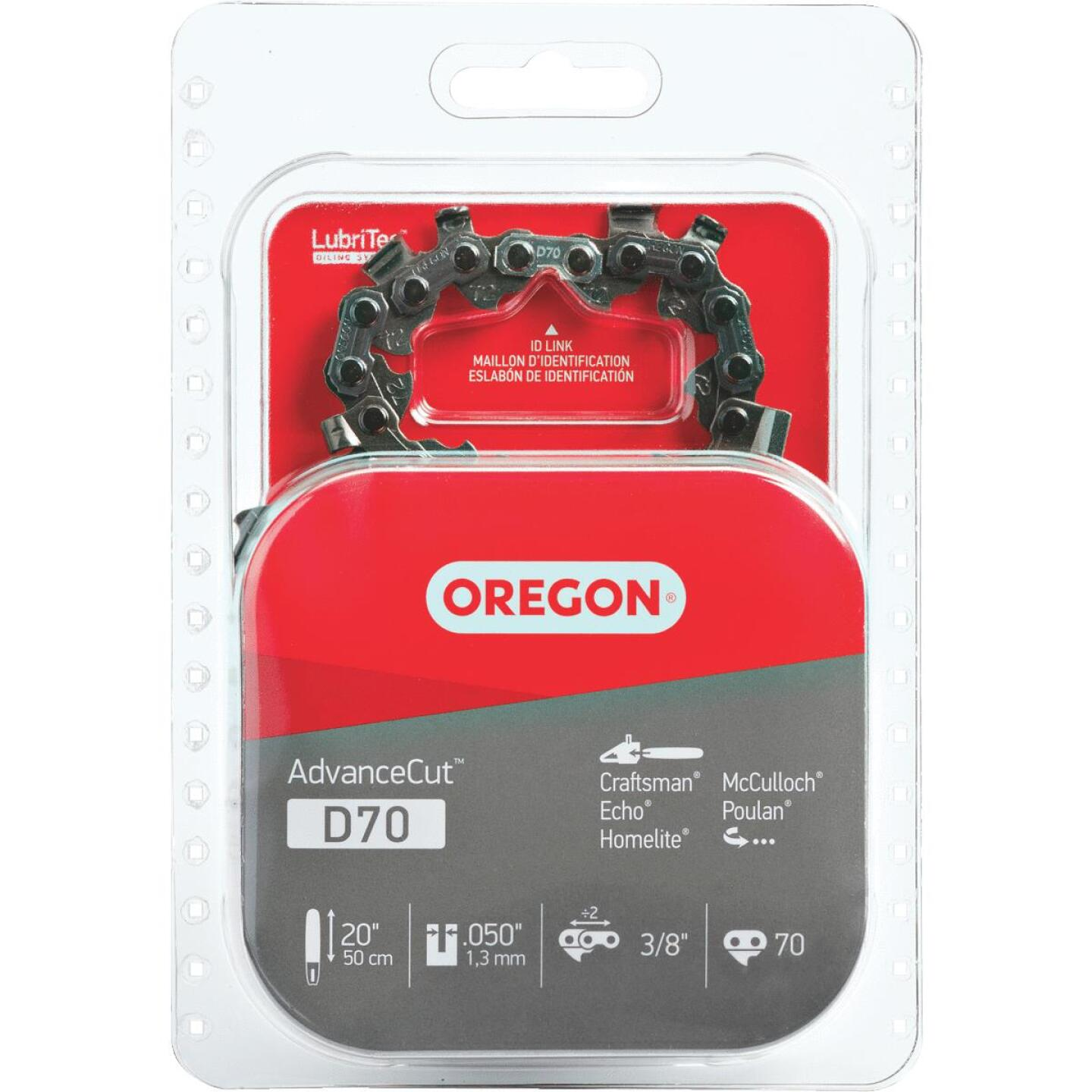 Oregon D70 20 In. Chainsaw Chain Image 1