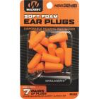 Walker's Soft Foam Neon Orange Ear Plugs (7-Pair) Image 1