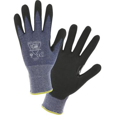 West Chester Protective Gear Barracuda Men's XL 15-Gauge Nitrile Coated Glove