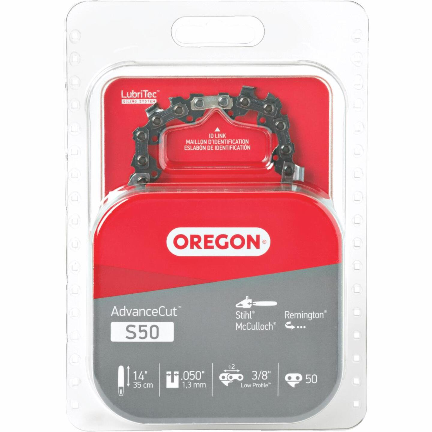 Oregon S50 14 In. Chainsaw Chain Image 1