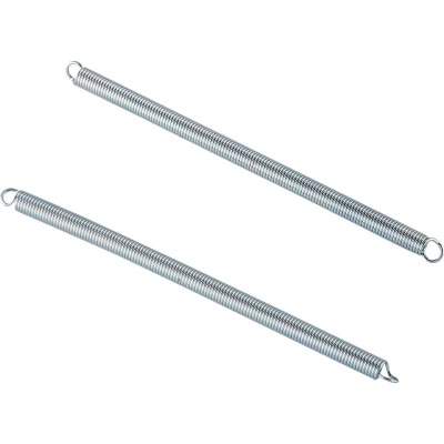 Century Spring 1-5/8 In. x 1/2 In. Extension Spring (2 Count)