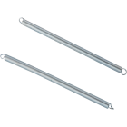 Century Spring 4-1/2 In. x 3/8 In. Extension Spring (2 Count) Image 1
