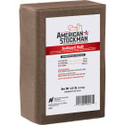 American Stockman 4 Lb. Iodized Salt Block Image 1