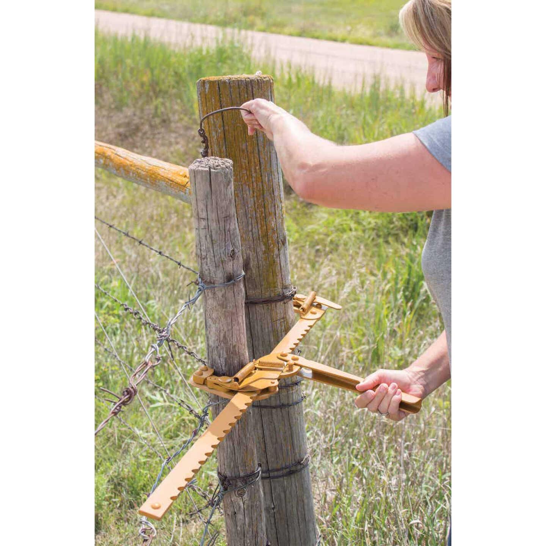 Goldenrod Ratchet Fence & Wire Stretcher Image 3