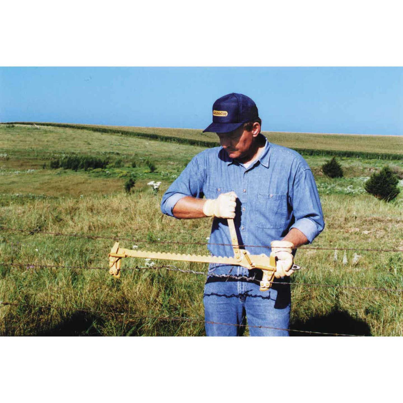 Goldenrod Ratchet Fence & Wire Stretcher Image 4