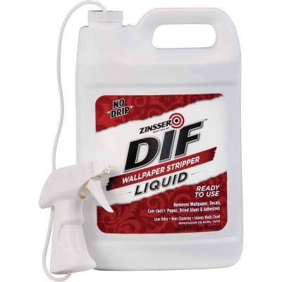 Zinsser DIF 1 Gal. Liquid Wallpaper Stripper