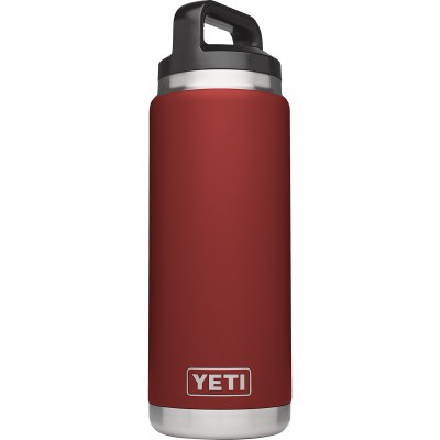 Yeti Rambler 26 Oz. Brick Red Stainless Steel Insulated Vacuum Bottle