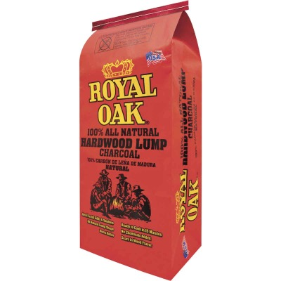 Royal Oak 15.4 Lb. Natural Lump Charcoal