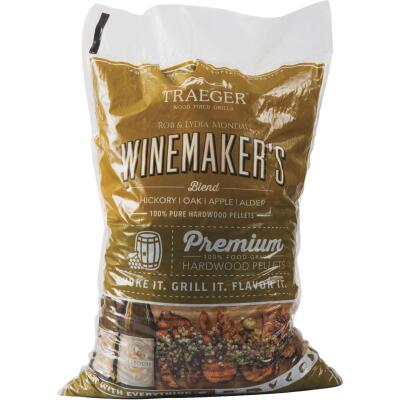 Traeger 20 Lb. Winemaker's Blend Wood Pellet
