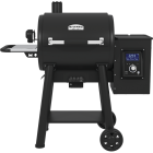 Broil King Regal Pellet 400 Black 690 Sq. In. Grill Image 1