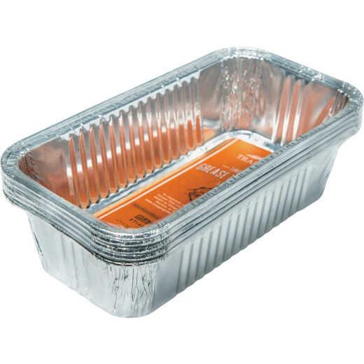Traeger Timberline Pellet Grill Aluminum Grease Pan Liner (5-Pack)