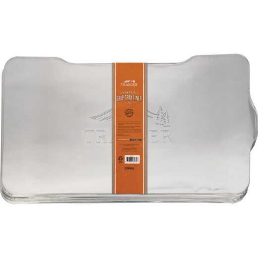 Traeger Aluminum Ironwood 885 Drip Tray Liner (5-Pack)