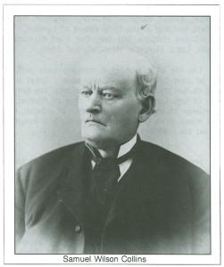 Samuel Collins old photo